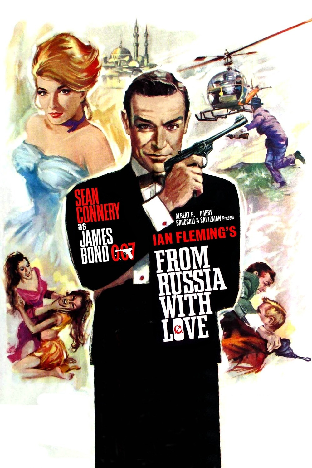 From Russia With Love (1963) – Bond Collection Part 2!