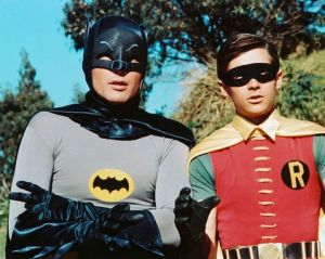 Batman/Robin 60's
