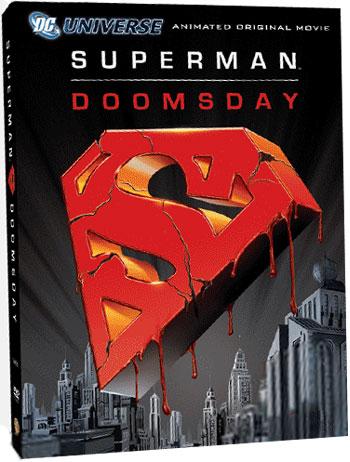 Superman_Doomsday_DVD
