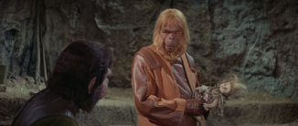 Dr.Zaius as he admits, there was life before Ape, that of man.