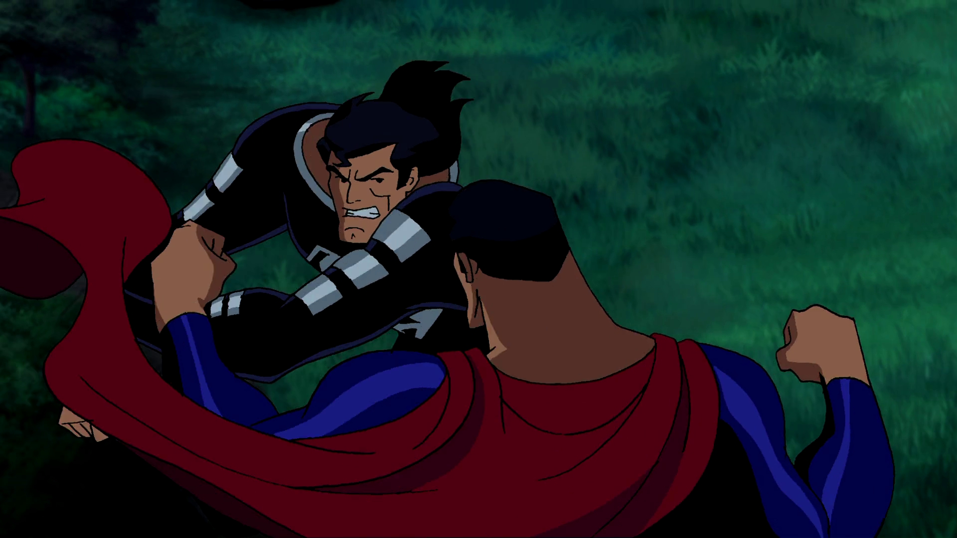 superman vs doomsday cartoon movie